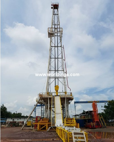 National 1320 2000 HP Drilling Rig - for Sale