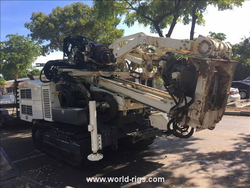 Geoprobe 8150LS Crawler Drilling Rig - for Sale