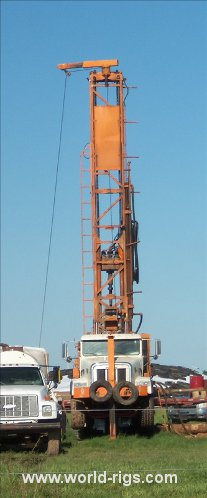 Schramm T660 Drill Rig & Sullair Package for Sale in USA