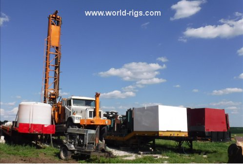Scrammm T660 Drilling Rig Package for Sale