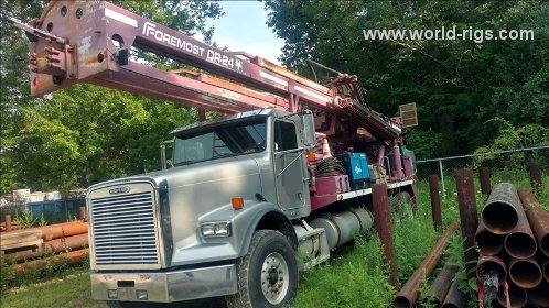 Foremost DR-24 Drilling Rig - for Sale