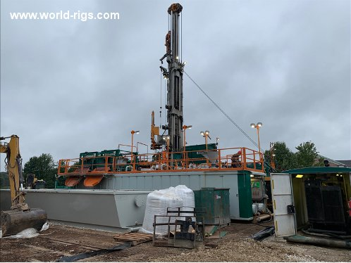 Schramm TXD Drill Rig & Package - 2013 Built for Sale