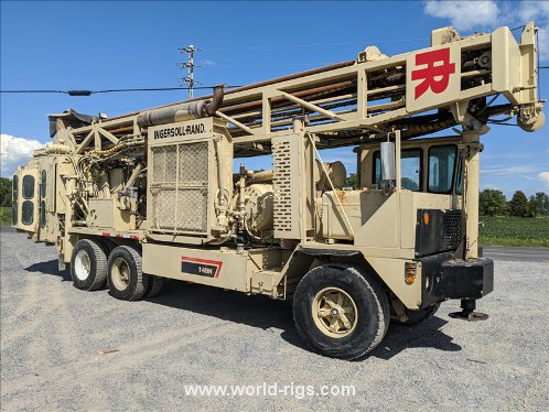 Ingersoll-Rand T4BH (Blast Hole) Drilling Rig - For Sale