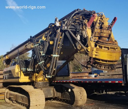 IMT AF18 Crawler Drilling Rig - for Sale