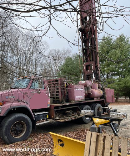 Schramm T-660 Drilling Rig for Sale