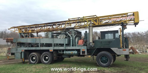 Gardner Denver 14W Drilling Rig for Sale
