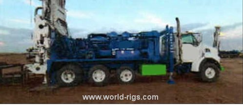 Schramm TXD90 Drilling Rig for Sale