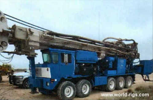 Schramm T130 Drilling Rig - For Sale